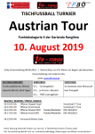 Austrian Tour TFBT TFVZ